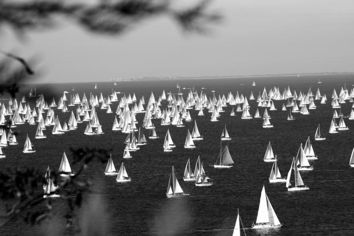 Barche nel golfo di matteo93