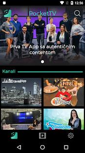PocketTV - TV u džepu - náhled