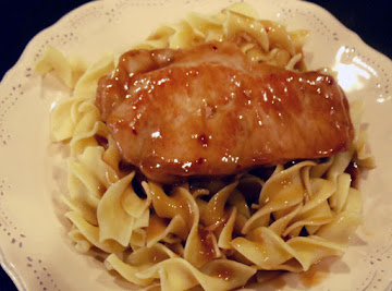 San Francisco Pork Chops Recipe