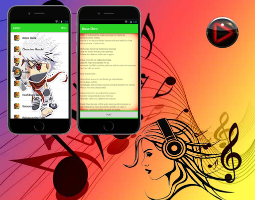 Aimer - Brave Shine - Top Song and Lyric