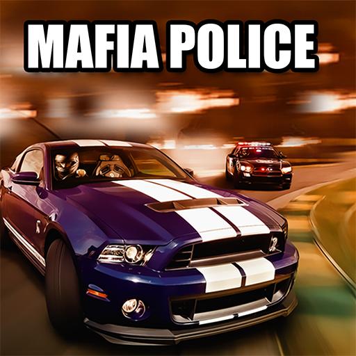 赛车游戏のLAマフィアパトカーチェイス2016 LOGO-HotApp4Game