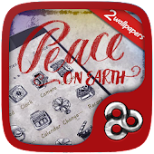 PeaceOnEarth Go Launcher Theme