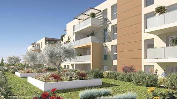 Appartement 3 pièces 58,6 m2