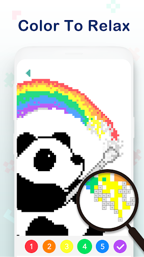 Pixel Color - Color by Number, Pixel Art 1.5.51 screenshots 1