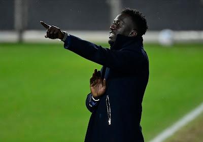 """Mbaye Leye après Eupen-Standard : """"Je me console avec le score"""""""