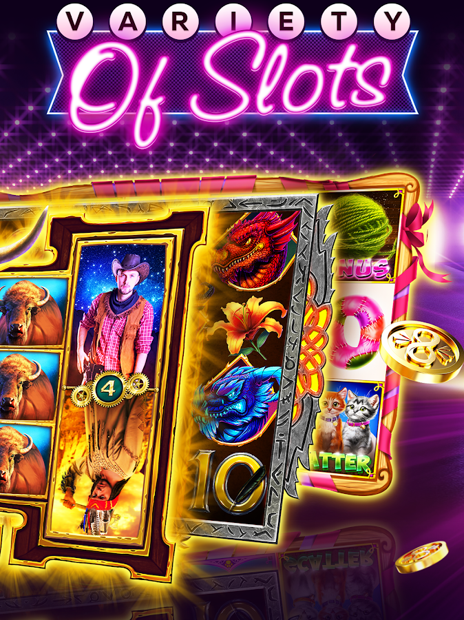 best free slot machine app for android