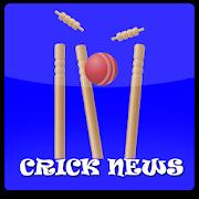 Cricket News Blue