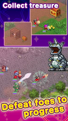 Magician's Saga apkmartins screenshots 1