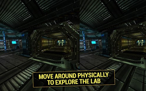 RoboLab VR : Science Fiction- screenshot thumbnail