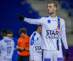 """Un joueur de Waasland-Beveren rentre au pays malgré l'interdiction : """"Quiconque le fait peut s'attendre à une sanction financière"""""""
