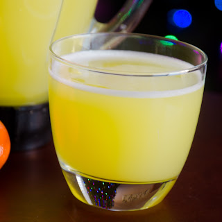 Homemade Orange Electrolyte Drink