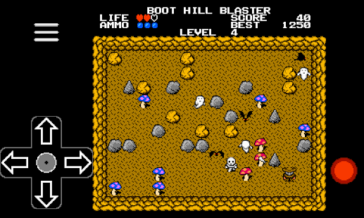 Boot Hill Blaster Free - náhled