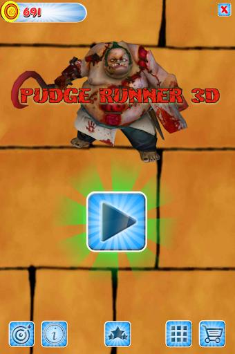 Pudge Runner 3D