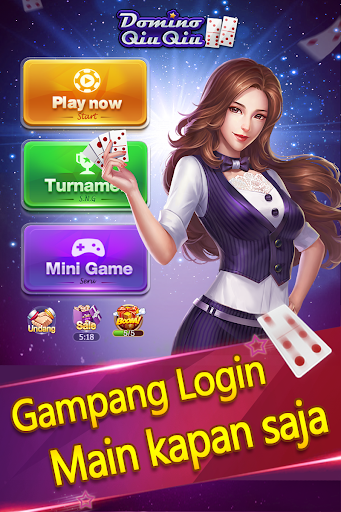 Domino QiuQiu99(KiuKiu) Free for PC