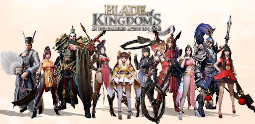 Приложения в Google Play – Blade of kingdoms