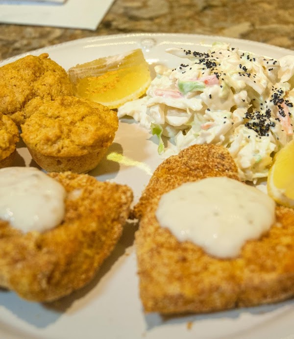 Southern Essentials: Oven-baked Catfish Recipe