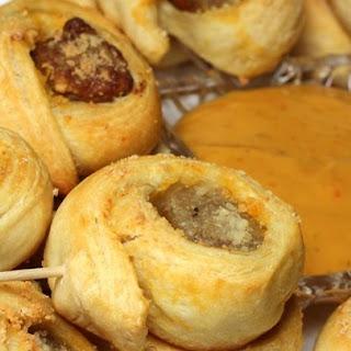 Easy Sausage Biscuit Bites