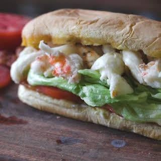 Lobster BLT.