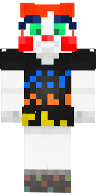 Ohhhh!! What a nice shirt, I would like to buy that. So!! why do I keep making FNAF skin... I don't know, so yeah...... Have fun with this skin.