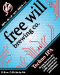 Logo of Free Will Techno IPA