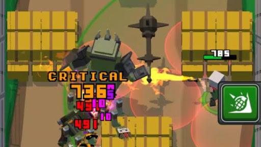 Legend of Gunner screenshot 8