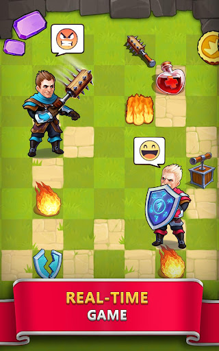 Tile Tactics: PvP Card Battle & Strategy Game screenshot 18