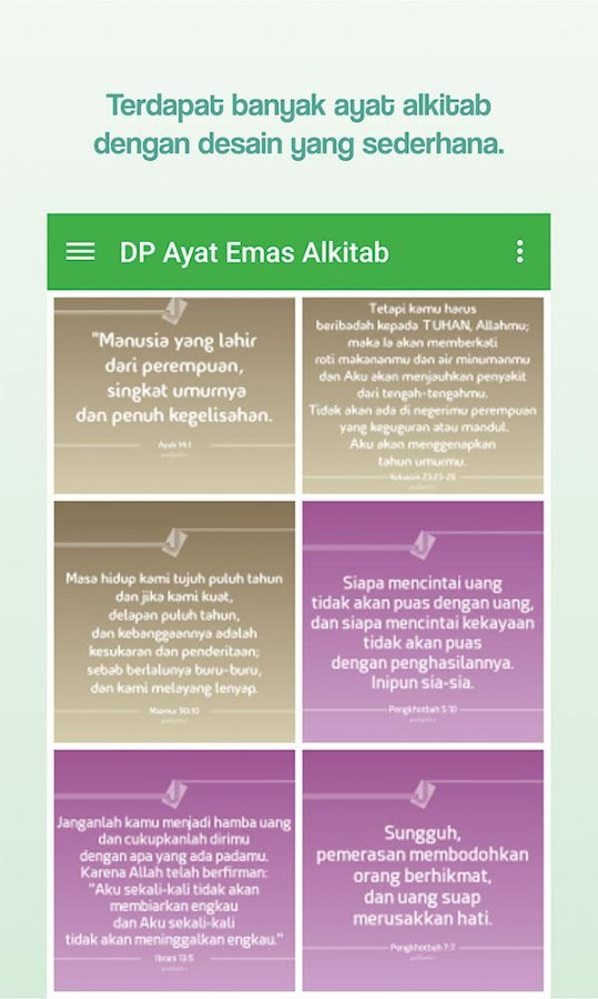 dp ayat emas alkitab   android apps on google play