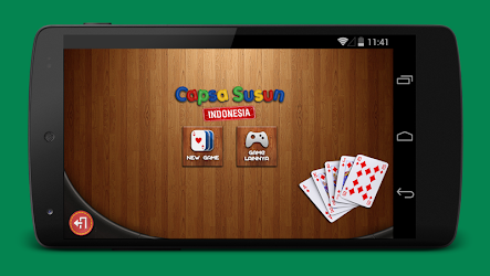 Capsa Susun Offline APK Download – Free Card GAME for Android 1