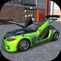 Extreme Car Simulator 2016 icon