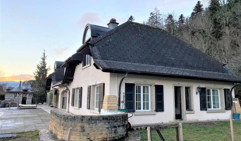Villa avec piscine Chézard-Saint-Martin