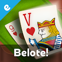 Multiplayer Belote & Coinche icon