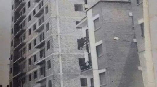 Edificio Azorín: el trágico derrumbe que dejó a Almería en shock