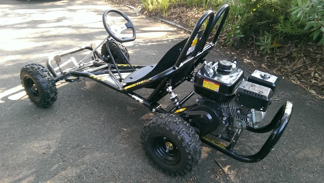 6.5 hp horse power offroad go kart cart bike automatic kids teenagers 4 stroke motoworks sale discount cheap offroad