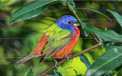 Sparrows Puzzle  screenshots 9