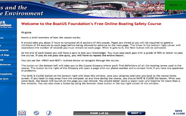 Boatus.org quiz cheater