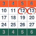 Desi Calendar icon