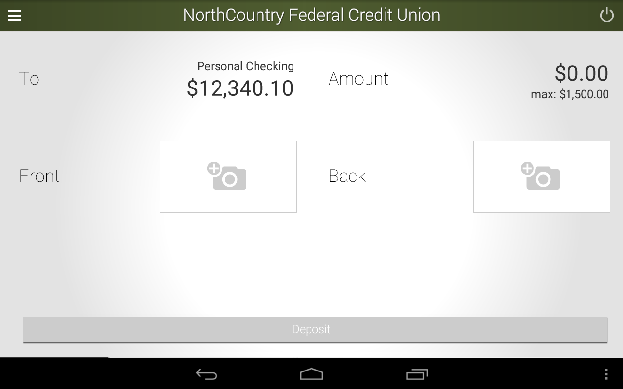 NorthCountry Mobile Banking- screenshot