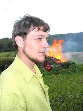 Photo: Gungnir pypkė taip dega