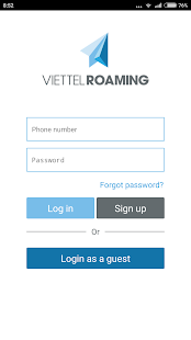 Viettel Roaming- screenshot thumbnail