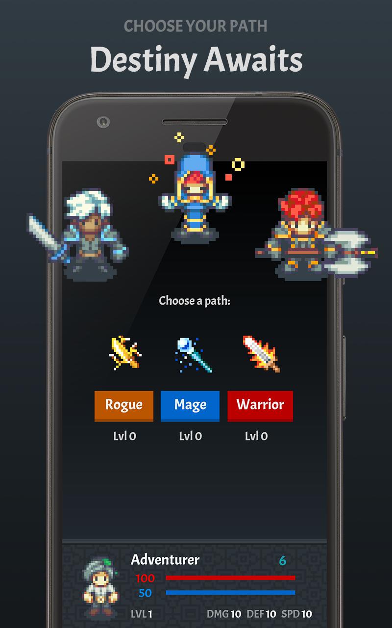 Dungeon of Souls Screenshot 4