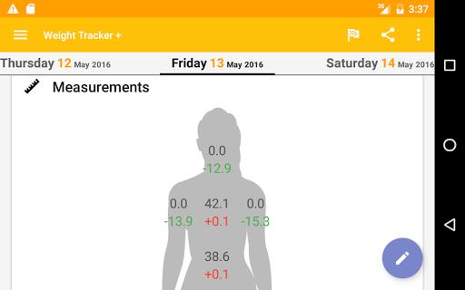 Weight Loss Tracker + screenshot 9