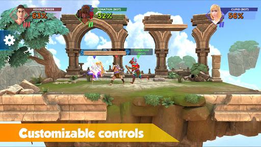 Rumble Arena - Super Smash Legends 2.2.1 screenshots 9