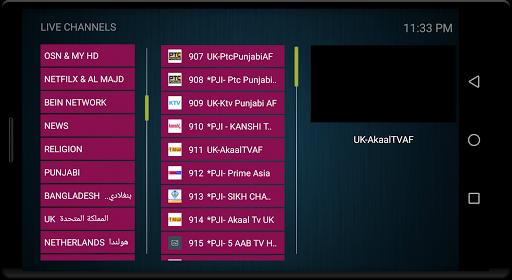 Smart Hd Tv: Live TV 128.0 screenshots 4