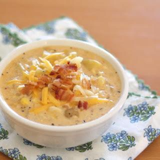 Chipotle Corn Chowder