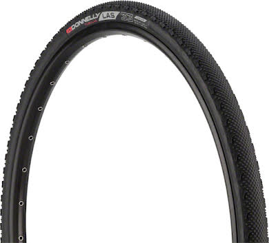 Donnelly Sports LAS Tubular Tire: 700 x 33 Black alternate image 0