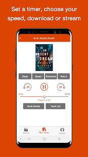 Audiobook Lender Audio Book Rentals - náhled