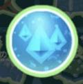 アイスエレメンタルのコア