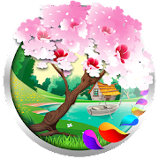 Spring Live Wallpaper and Tamagotchi Pet