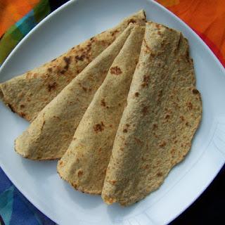 Low Carb Tortilla Wraps, Vegan! Recipe