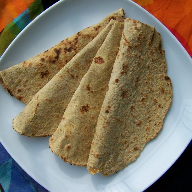 Low Carb Tortilla Wraps, Vegan!